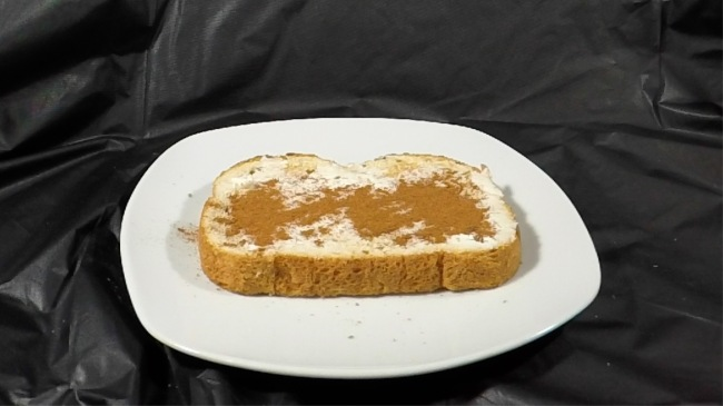 A photo of cinnamon toast